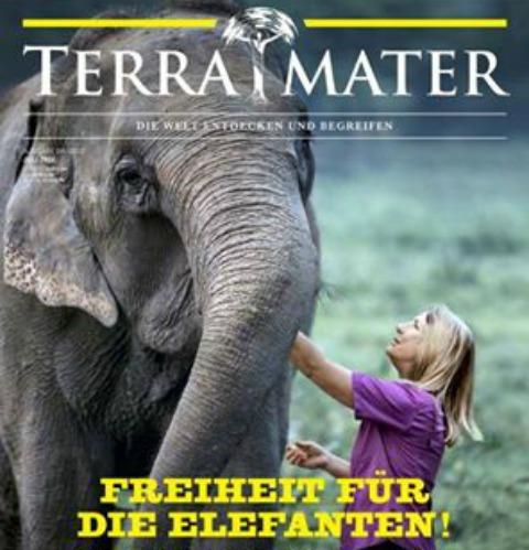Terra Mater cover