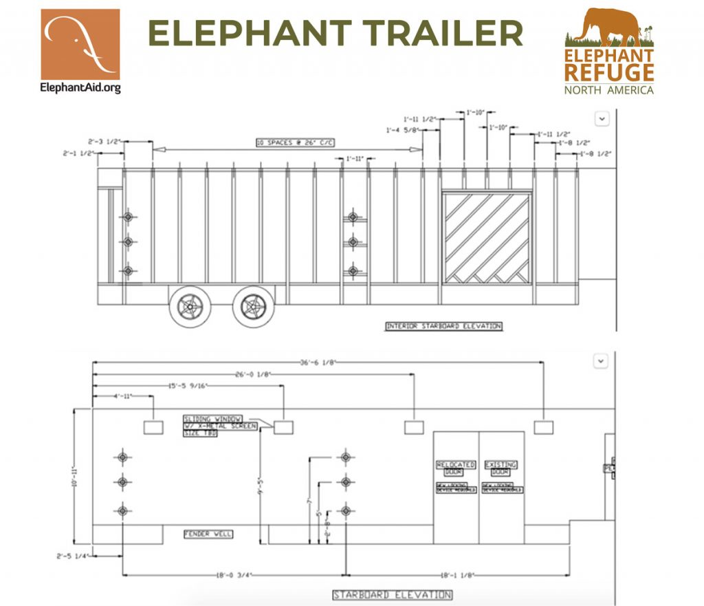 elephant trailer plans