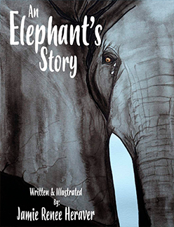 An Elephant's Story book cover