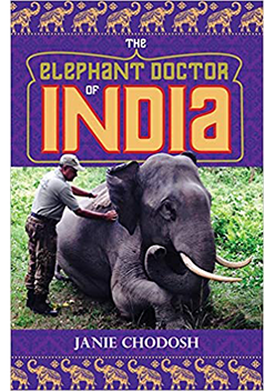 The Elephant Doctor of India book cover